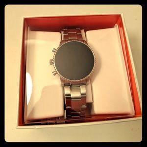 Fossil Gen 4 Venture HR Smartwatch stainless steel